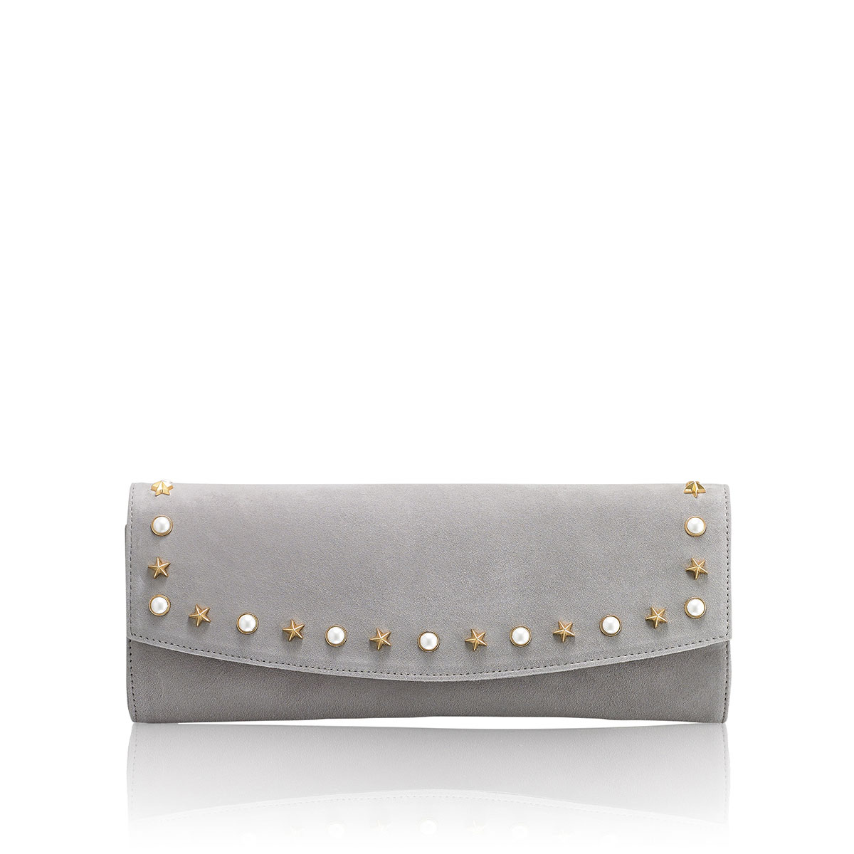 Russell And Bromley DOHIKEY Embellished Clutch