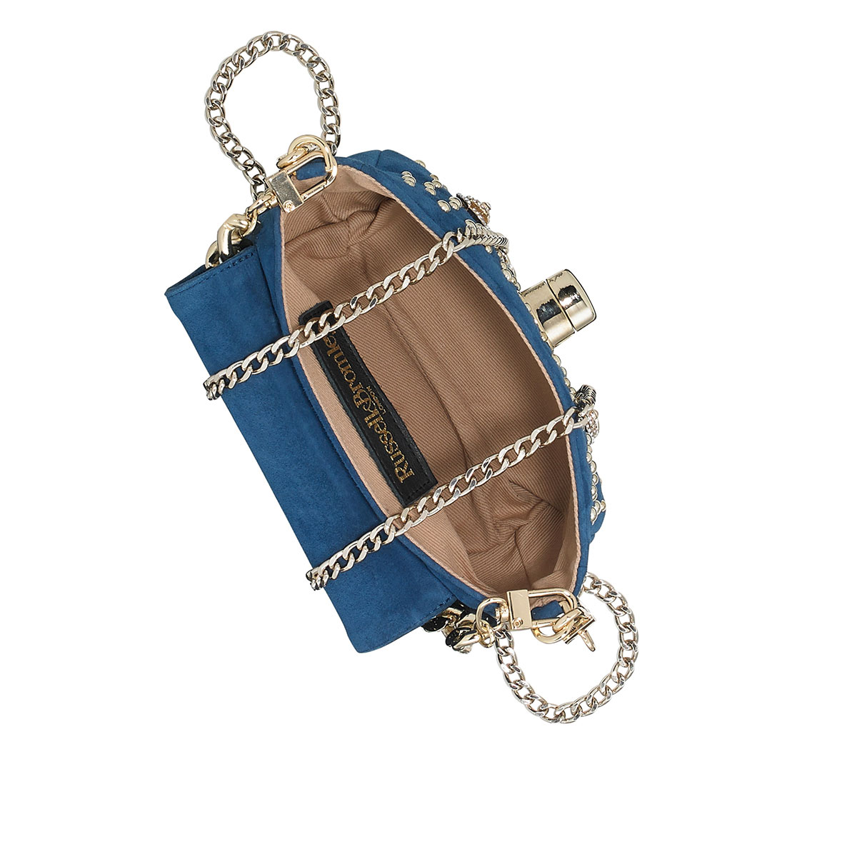 Russell And Bromley ROSEHIP Mini Chain Strap Bag