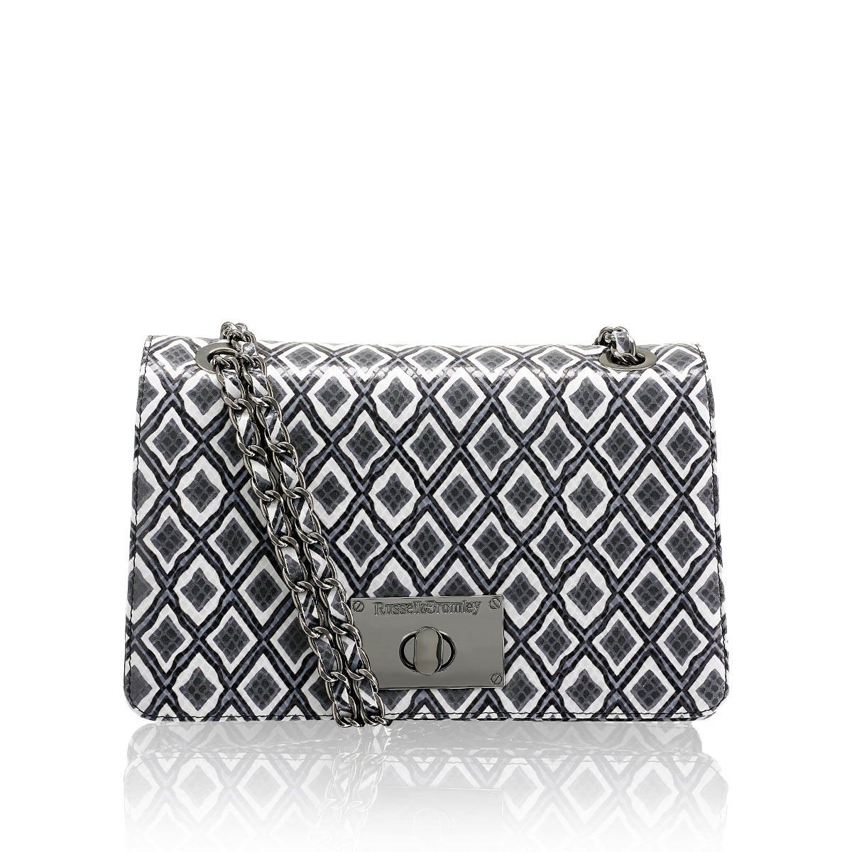 Russell And Bromley DIANA Chain Handle Bag