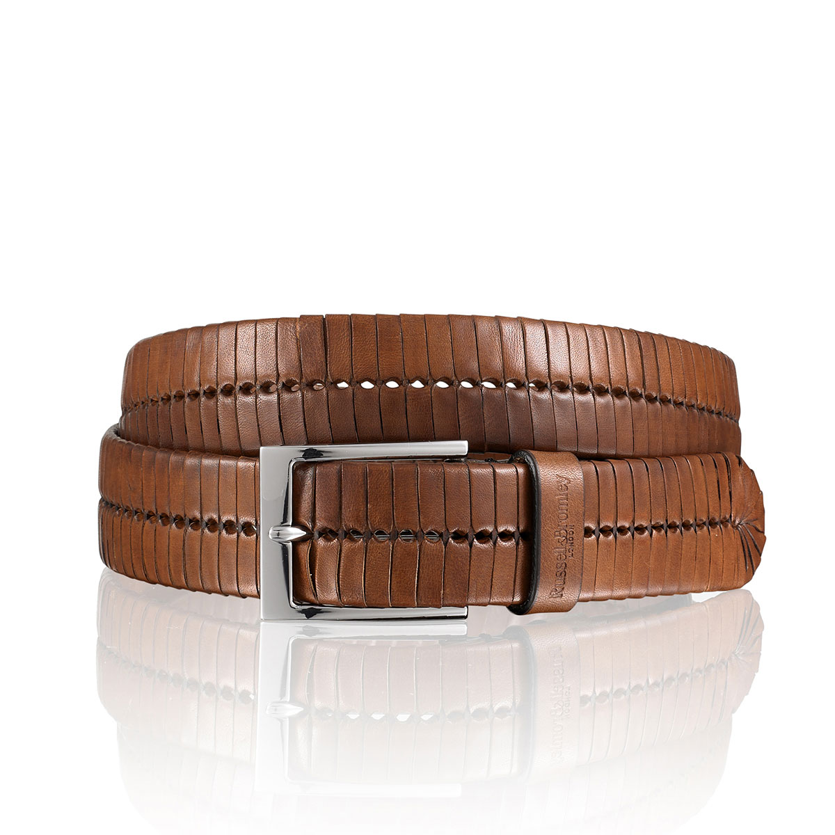 Russell And Bromley RAPPER Woven Belt
