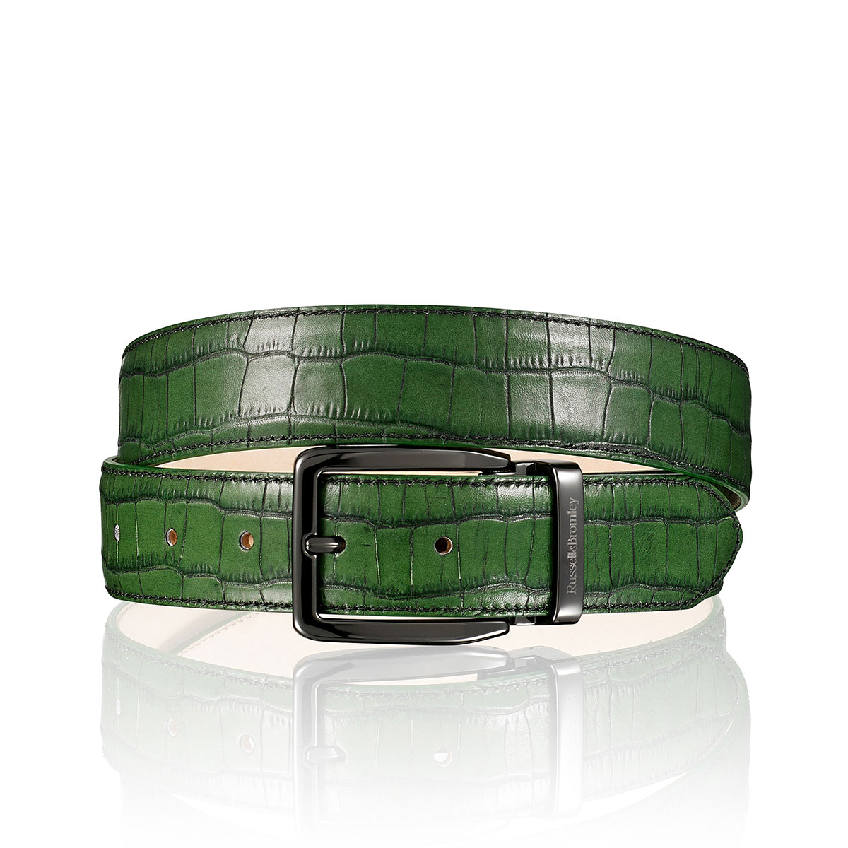 Russell And Bromley TANGO Classic Buckle Belt