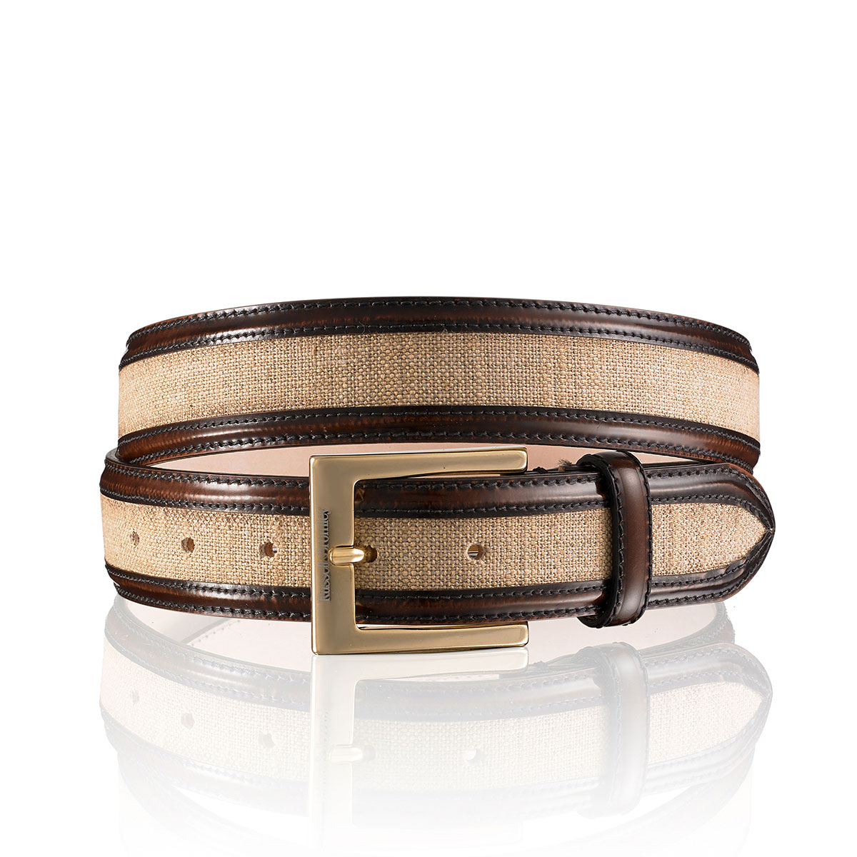 Russell And Bromley DOLCE Buckle & Keeper Belt