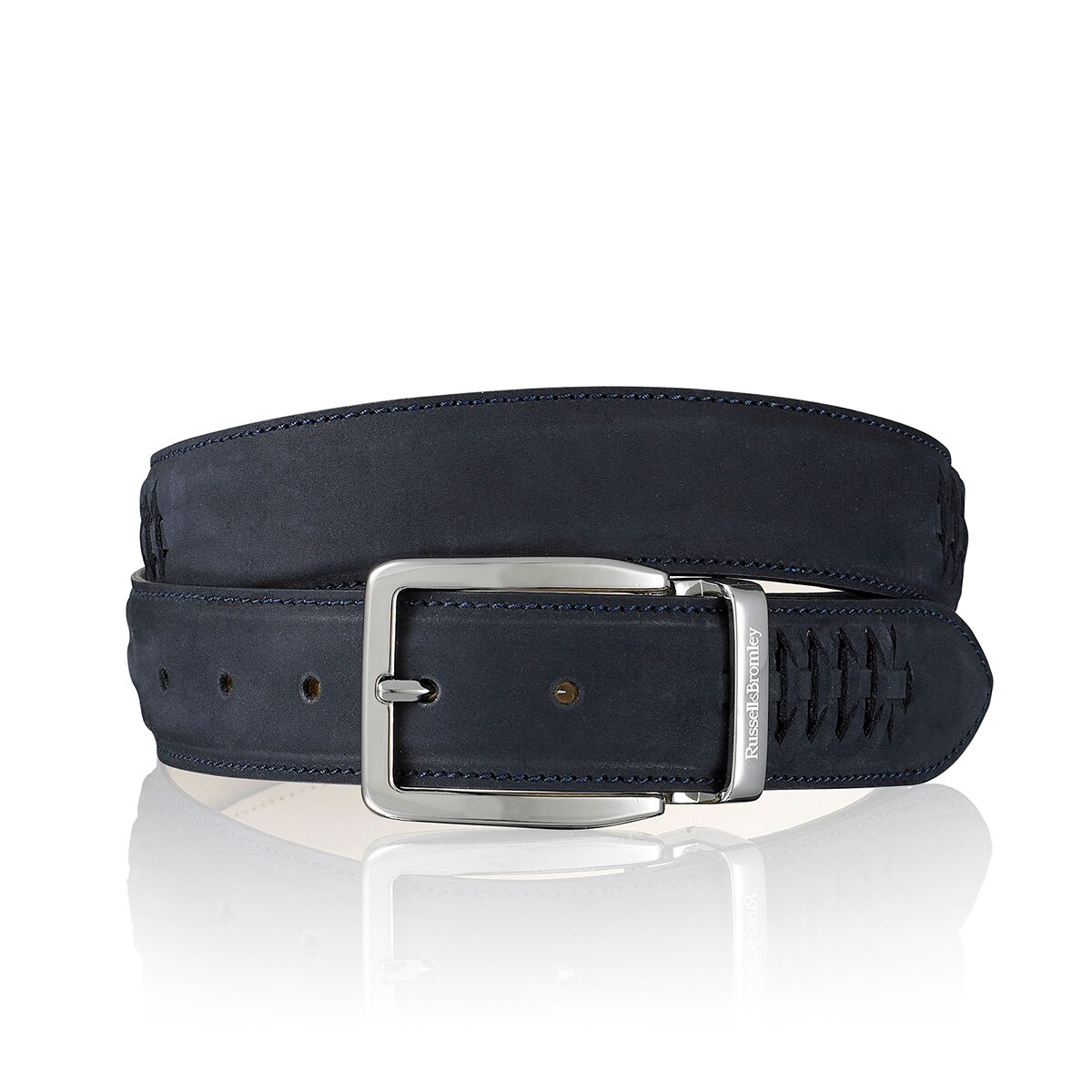 CUTTER Leather Belt