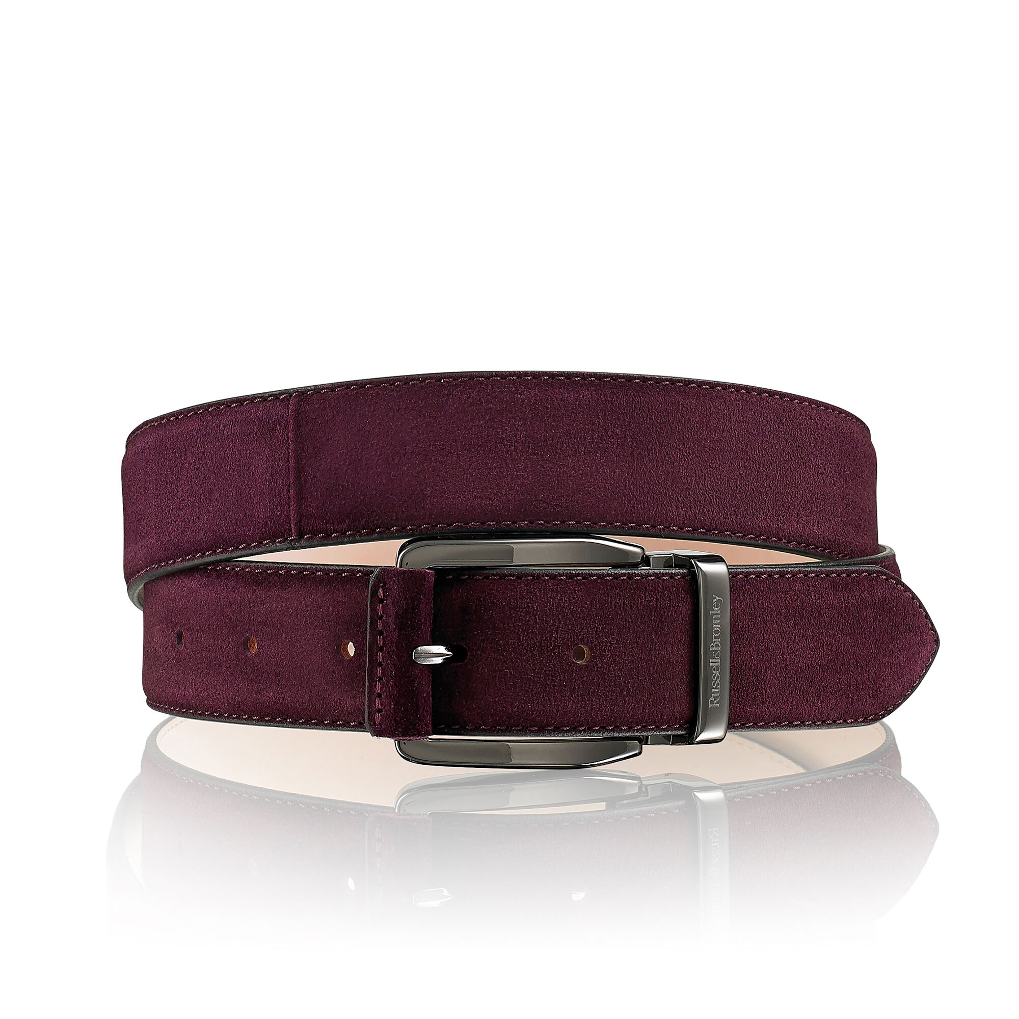 BURLINGTON Suede Belt